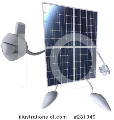 Solar Power Clipart #231049 by Julos