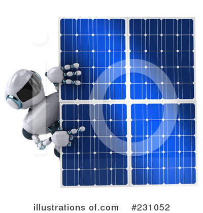 Solar Power Clipart #231052 by Julos