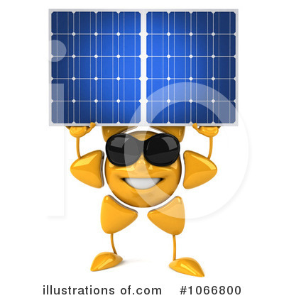Solar Panel Clipart #1066800 by Julos