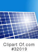 Solar Power Clipart #32019