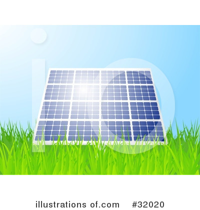 Solar Panel Clipart #32020 by elaineitalia