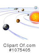 Solar System Clipart #1075405
