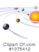 Solar System Clipart #1075412