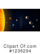 Solar System Clipart #1236294