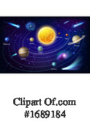 Solar System Clipart #1689184 by Vector Tradition SM