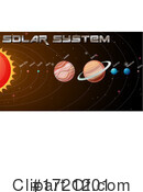 Solar System Clipart #1721201 by Graphics RF