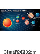 Solar System Clipart #1721202 by Graphics RF
