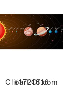 Solar System Clipart #1721816 by Graphics RF