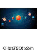 Solar System Clipart #1721819 by Graphics RF