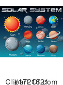 Solar System Clipart #1721821 by Graphics RF