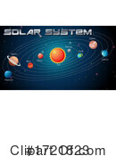 Solar System Clipart #1721823 by Graphics RF