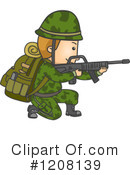 Soldier Clipart #1208139