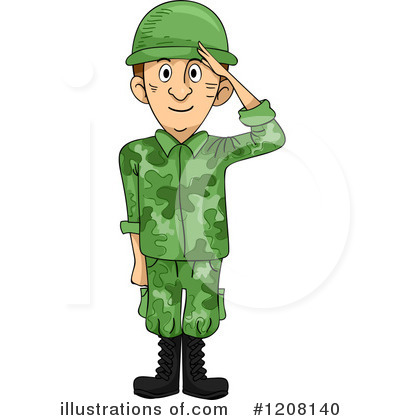 Camouflage Clipart #1208140 by BNP Design Studio