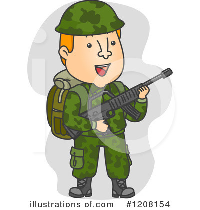 Camouflage Clipart #1208154 by BNP Design Studio