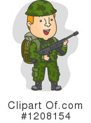 Soldier Clipart #1208154
