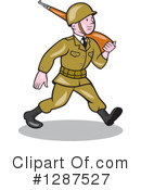 Soldier Clipart #1287527