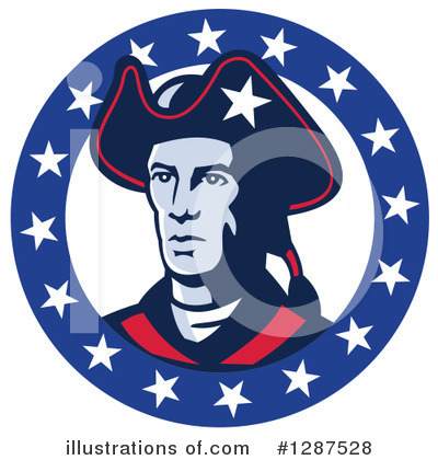 Patriot Clipart #1287528 by patrimonio