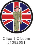 Soldier Clipart #1382651