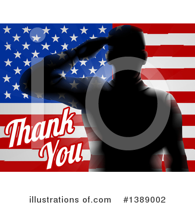 Memorial Day Clipart #1389002 by AtStockIllustration