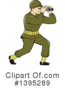 Soldier Clipart #1395289 by patrimonio