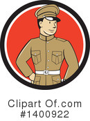 Soldier Clipart #1400922 by patrimonio