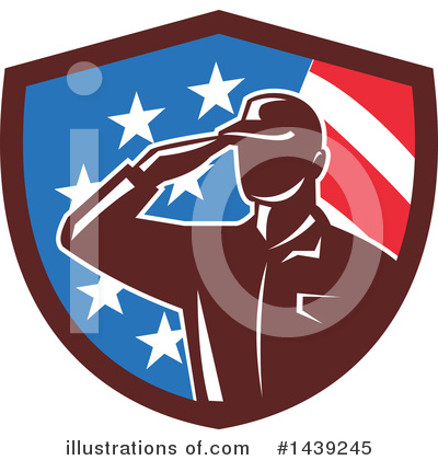 Military Clipart #1439245 by patrimonio