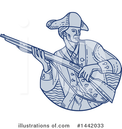 Musketeer Clipart #1442033 by patrimonio