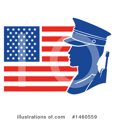 Memorial Day Clipart #1460559 by BNP Design Studio