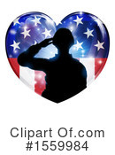 Soldier Clipart #1559984 by AtStockIllustration
