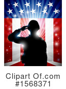 Soldier Clipart #1568371 by AtStockIllustration