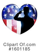 Soldier Clipart #1601185 by AtStockIllustration