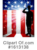 Soldier Clipart #1613138 by AtStockIllustration