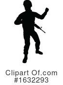 Soldier Clipart #1632293 by AtStockIllustration