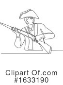 Soldier Clipart #1633190 by patrimonio