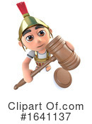 Soldier Clipart #1641137 by Steve Young