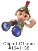 Soldier Clipart #1641138 by Steve Young