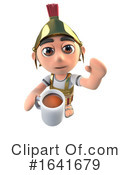 Soldier Clipart #1641679 by Steve Young