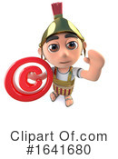 Soldier Clipart #1641680 by Steve Young