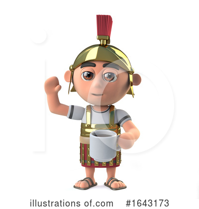 Roman Clipart #1643173 by Steve Young