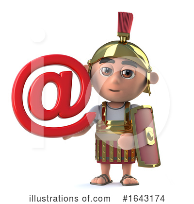 Roman Clipart #1643174 by Steve Young