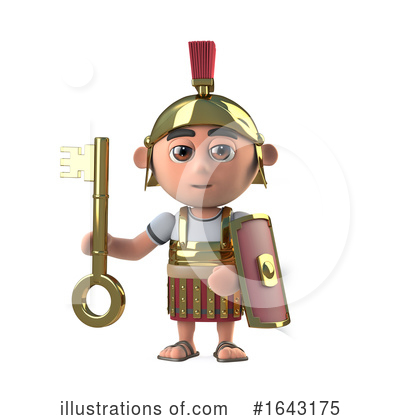 Roman Clipart #1643175 by Steve Young