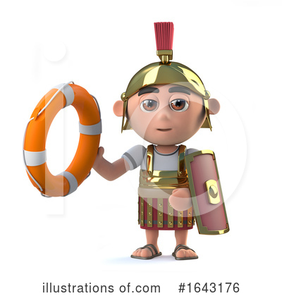 Roman Clipart #1643176 by Steve Young
