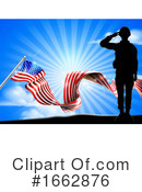 Soldier Clipart #1662876 by AtStockIllustration