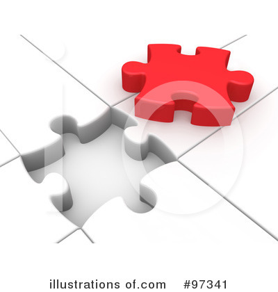Royalty-Free (RF) Solutions Clipart Illustration by 3poD - Stock Sample #97341