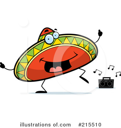 Sombrero Clip Art