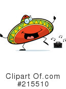 Sombrero Clipart #215510 by Cory Thoman