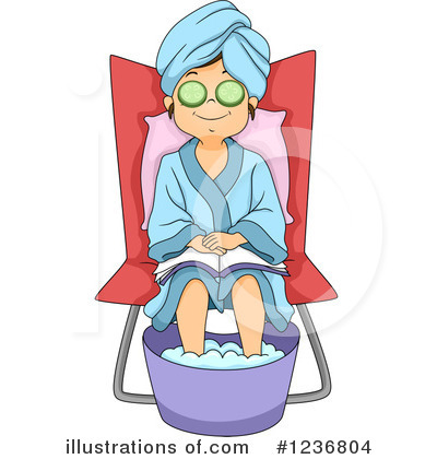 Spa Clipart #1236804 by BNP Design Studio
