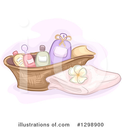 Spa Clipart #1298900 by BNP Design Studio