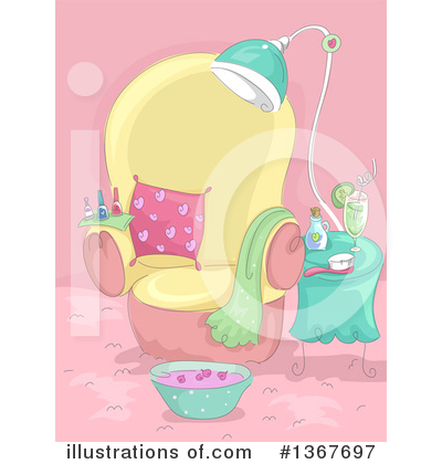 Party Clipart #1367697 by BNP Design Studio