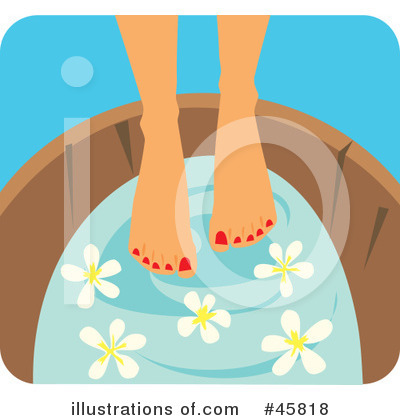 Spa Clipart #45818 by Monica